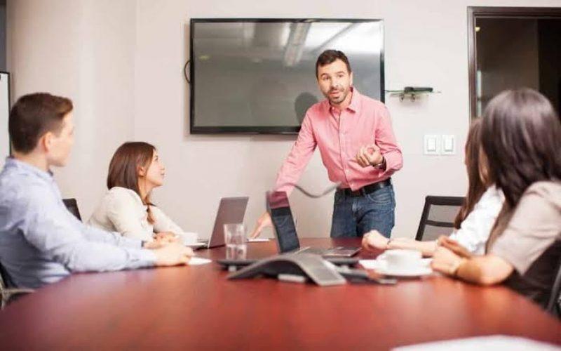 How to Train Senior Company Executives