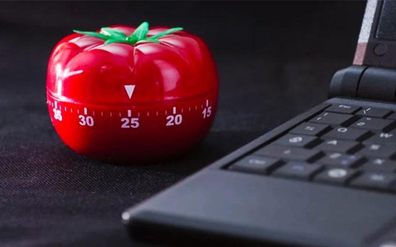 Getting The Best Out Of Your Day: Pomodoro Timer