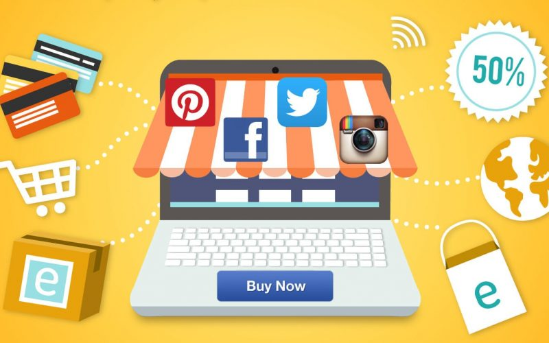 Top 5 Social Media Sites to Help Boost E-commerce Sales