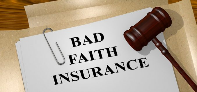 What is Bad Faith Insurance Claim?