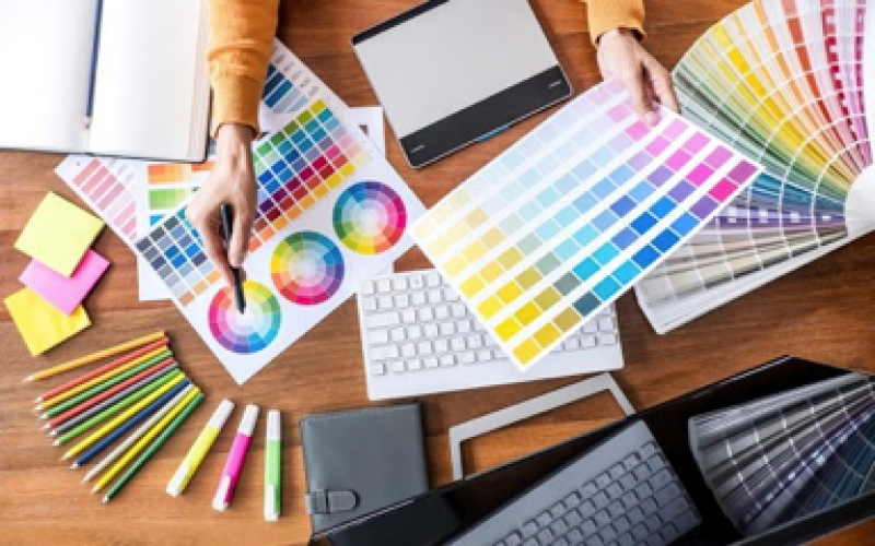 The Benefits Of Utilising Graphic Design And Printing Services For Your Business